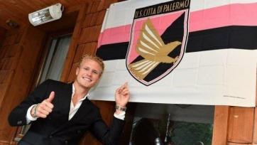 Официально: Хильемарк стал игроком «Палермо»