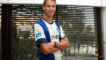 Диего Рейес перешел в «Реал Сосьедад»