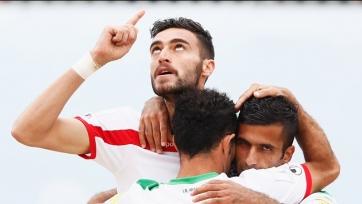ЧМ. Пляжный футбол. Иран взял верх в дуэли с мексиканцами