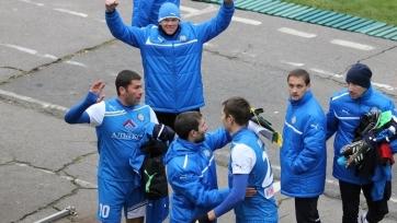Донецкий «Олимпик» пополнило уже шесть игроков