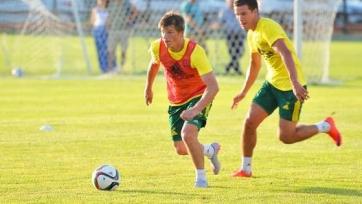 Андрей Аршавин начал тренироваться с «Кубанью»
