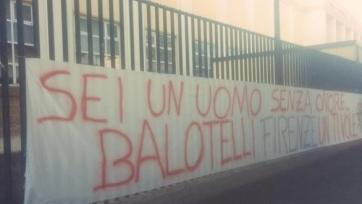 Болельщики «Фиорентины» против появления Марио Балотелли