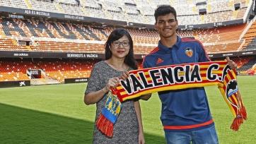Официально: Данило Барбоза перешел в «Валенсию»