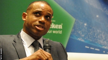 Сандей Олисе – новый наставник нигерийской сборной