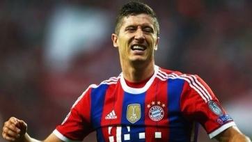 Роберт Левандовски обойдется «Манчестер Юнайтед» в 35 миллионов фунтов