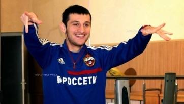 Алан Дзагоев: «В поединке с «Рубином» постараемся порадовать своих болельщиков»