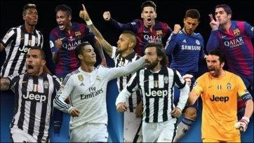 На звание лучшего игрока Европы претендуют только пять европейцев