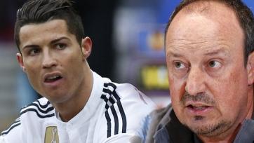Бенитес: «Роналду – фундаментальный игрок «Реала»