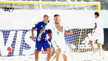 ЧМ. Пляжный футбол. Итальянцы одолели японцев