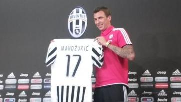 Марио Манджукич выбрал 17-й номер
