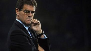 Фабио Капелло прощается с футболистами?