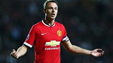 Джонни Эванс может уйти из «Манчестер Юнайтед»