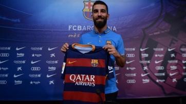 «Барселона» готова отпустить Турана в аренду