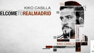 «Реал» подтвердил переход Касильи