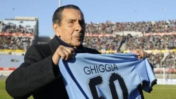 В Уругвае скончался Альсидес Гиджа