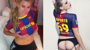 Секс-символ «Барселоны» вновь помогает Лапорте