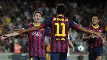 Месси и Неймар не полетели с «Барселоной» в турне по США