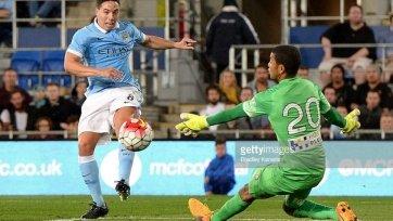 «Манчестер Сити» вымучил победу в матче с «Мельбурн Сити»