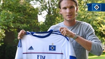 Официально: Олбин Экдаль – игрок «Гамбурга»