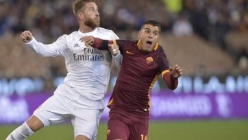 «Рома» в серии пенальти оказалась сильнее «Реала»
