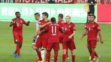 «Бавария» крупно переиграла «Валенсию»