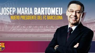 Хосеп-Мария Бартомеу остается у руля «Барселоны»