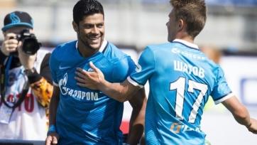 «Зенит» в большинстве переиграл «Динамо»