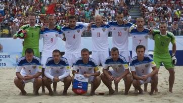 ЧМ. Пляжный футбол. Россия взяла «бронзу»