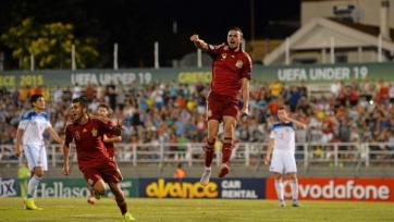 ЧЕ-2015 U-19. Испания выиграла турнир!