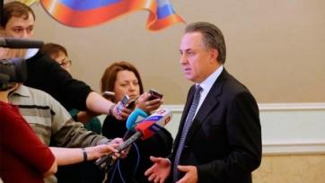 Виталий Мутко: «Молодцы, за сборную не стыдно!»