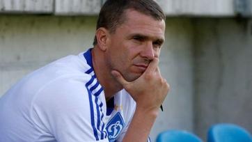 Сергей Ребров: «Расставаться с Ленсом не хотели, это его решение»