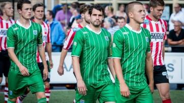 Марселлис подпишет контракт со «Зволле»