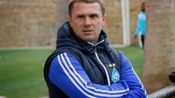 Ребров не хочет, чтобы Ярмоленко уходил в «Сток»