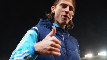 Marca: Филипе Луис возвращается на «Висенте Кальдерон»