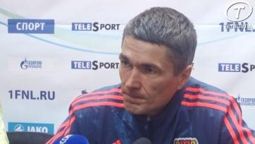 Виктор Булатов похвалил действия Валерия Карпина