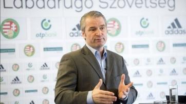 Официально: Шторк встал у руля сборной Венгрии