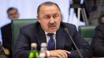 Газаев не будет баллотироваться на пост президента РФС