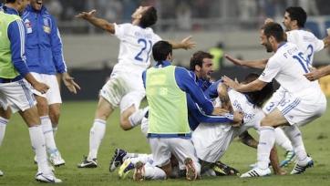 Сборная Греции осталась без главного тренера