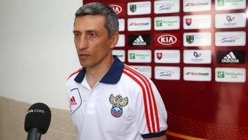 Дмитрий Хомуха признан заслуженным тренером России
