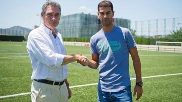 Официально: «Барселона Б» получила нового главного тренера