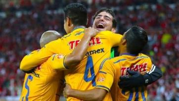 «Тигрес» вышел в финал Кубка Либертадорес