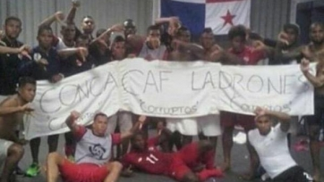 Сборная Панамы заявила о предвзятом судействе в матче с Мексикой