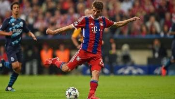 «Бавария» не собирается продавать Томаса Мюллера