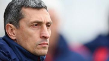 Дмитрий Хомуха о национальной сборной не думает