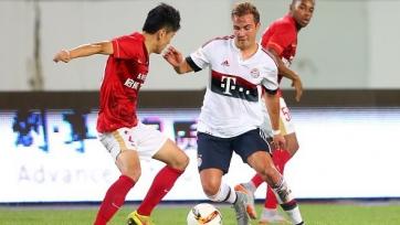 «Бавария» и «Гуанчжоу Эвергранд» голов друг другу не забили