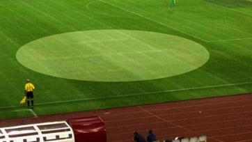 Хорватский футбольный союз оштрафован на 100 тысяч, со сборной снят один пункт