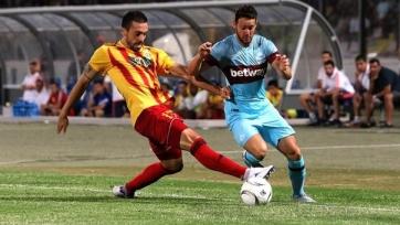 «Вест Хэм» сумел обыграть «Биркиркару» лишь по пенальти