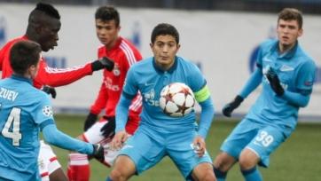 «Шальке» арендует двух футболистов «Зенита»