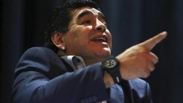 Марадона поддерживает протест сборной Панамы