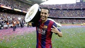 «Барселона» вступила в переговоры с «МЮ» по трансферу Педро
